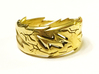 Power : Zeus Ring Size 8 3d printed Power, Confidence, Express yourself!