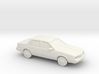 1/87 1987 Oldsmobile Cutlass Ciera 3d printed