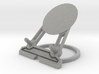 Infinity Smartphone Charging Stand by H Designs 3d printed