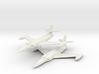 Lockheed XF-90 Pair (In Flight/Fuel tanks) 1/285 3d printed