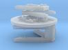 YT1300 MPC RADAR 44 MM MOUNT ANH 3d printed