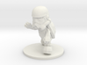 StormTroopa (Stormtrooper + Koopa Troopa Statue) 3d printed