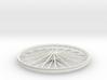 Pit Sheave Wheel 60mm 3d printed