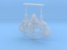 Salon Gauge Cluster B31 3d printed