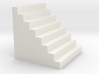 N Scale Staircase 3d printed