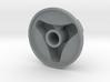 Knob Simple 3-lobe 3d printed