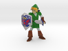 Link Adult Retro - 90mm 3d printed