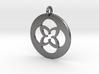 TU Pendant Metal 3d printed