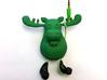 Dartmoose Headphone Cord Wrap 3d printed
