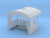 Sou Ry. Locomotive Cab for BLI  Heavy 2-8-2 - HO 3d printed