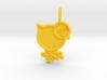 Chicken Pendant 3d printed
