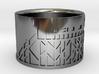 Ring SPO 01 (size 63 / US 9 / diam. 20mm) 3d printed