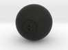Eight ball 3d printed