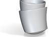 Sake Cup Stacked 3d printed