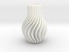 Vase-Porcelain 3d printed