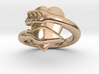 Cupido Ring 19 - Italian Size 19 3d printed
