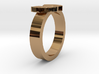 Wu Ring 17mm (Inner Diameter) 3d printed
