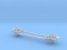 Monorail Unpowered Basic Frame 3d printed