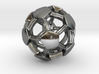 iFTBL The One 3d printed Pendant, charm or earring