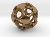 iFTBL The One 3d printed Raw Brass / For other materials and prices... please click on material icons.