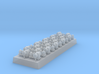 1/700vUSN Deck Winches 3d printed