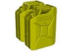 1/24 scale WWII Wehrmacht 20 lt fuel canisters x 2 3d printed
