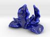 IrisCandleHolderPorcelain2 3d printed
