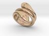 Ring Cobra 24 - Italian Size 24 3d printed