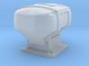 Koden Radar RB717A 1:25 3d printed preview