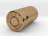 9mm Lugers case Mug 3d printed