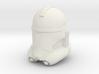 """Clone Trooper Helmet 4"""" 3d printed"""