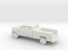 1/87 2013 Dodge Ram Crew Service Truck 3d printed
