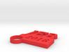 JEB Key Chain 3d printed