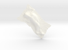 Shroud shape penholder 009 3d printed