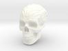 Skull mechanical 3d printed