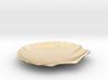 Shell Dish 3d printed
