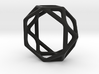Structural Ring size 7 3d printed