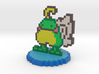 8-Bit Wogvern 3d printed