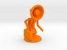 "Lala as ""Executive Manager"" - DeskToys 3d printed"