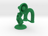 """Lala - Playing with """"Spring coil toy"""" - DeskToys 3d printed"""