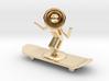 Lala - Skating - DeskToys 3d printed