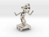 Lala - with Skating Shoe - DeskToys 3d printed