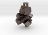 Pyrite Pendant 3d printed