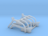 1/64 Grapple Assembly (Fits H480 loader)  3d printed