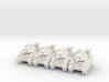[5] Main Battle Tank TUSK (Artemia Pttn) Platoon 3d printed