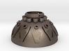 Dalek Gun-stick (ball-joint cup, #dg004) 3d printed
