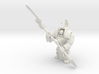 Necron Executioner 3d printed