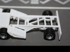 000036 Truck Heavy trailer HO 1:87 USA 3d printed