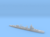 HMS Enterprise 1/1800 3d printed