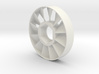 ER-11 Prop-Nut Collet Nut Fan CNC Chip Blower 3d printed